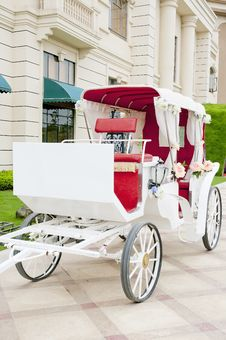 Free Horse Carriage Stock Photo - 19879680