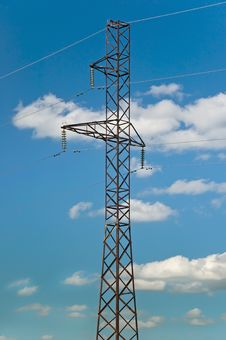 Free High-voltage Tower Stock Photography - 19879992