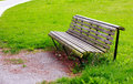 Free Bench In The Park Royalty Free Stock Photos - 19881498