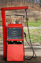 Free Old Gas Pump Royalty Free Stock Photo - 19888765