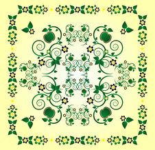 Free Pattern With Flower Stock Images - 19880244