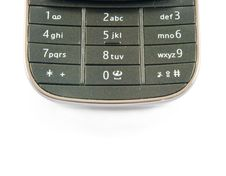 Free Phone Keypad Royalty Free Stock Photos - 19880698