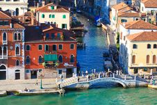 Free Venice Canals Stock Photography - 19881852