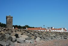 Free Dysart Tower Stock Photography - 19881922