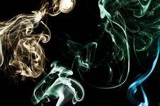 Free Abstract Smoke Stock Photos - 19882743