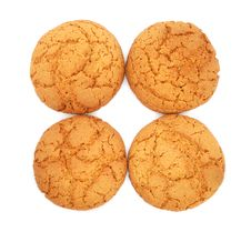 Free Cookies Royalty Free Stock Image - 19884696