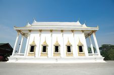 Free White Temple Royalty Free Stock Photography - 19884757