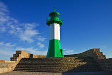 Free Lighthouse Royalty Free Stock Photography - 19884947