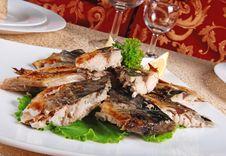 Free Fish Steaks Royalty Free Stock Photo - 19885075