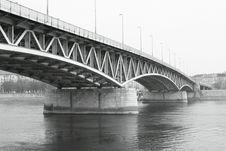 Free The Bridge Royalty Free Stock Photo - 19885305