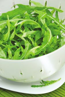 Free Rucola Royalty Free Stock Image - 19885826