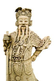 Free Ascetic Statue Stock Photos - 19886293