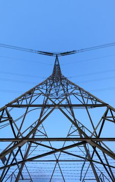 Free Pylon Geometry Royalty Free Stock Photos - 19887368
