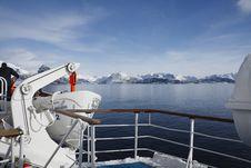 Free Norwegian Coastline Royalty Free Stock Photo - 19889015