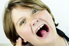 Free Girl Screams Stock Images - 19889894