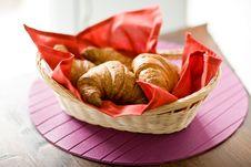 Free Croissants Stock Photos - 19889943