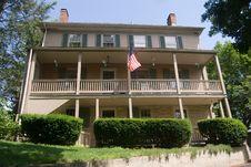 Free Historic House Stock Photos - 19891193