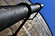 Water Tank Pipe Royalty Free Stock Photography