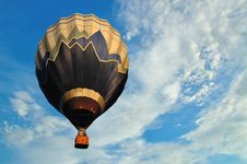 Free Balloon With Blue Sky Stock Image - 19891551