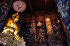 Free Buddha Statue Stock Images - 19892384