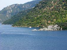 Free Aegean Sea Landscape Turkey Stock Photos - 19892673
