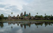 Free Angkor Wat, Cambodia. Stock Photos - 19892703