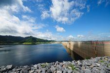 Khun Dan Prakan Chol Dam Stock Image