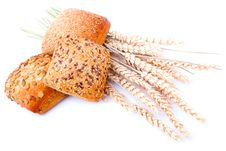 Free Tasty Baked With Ears Of Wheat Stock Photo - 19893220