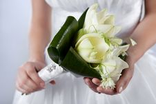Free Wedding Bouquet Stock Photography - 19897092