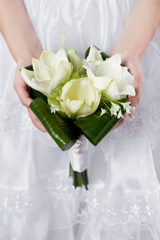 Free Wedding Bouquet Royalty Free Stock Image - 19897096