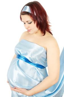 Free Pregnant Woman Royalty Free Stock Images - 19897299