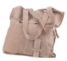 Women S Handbag On A White Background. Stock Photo