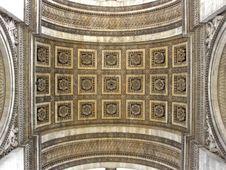 Free Arc De Triomphe Stock Images - 19899024