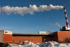 Free Smokestack Pollution Stock Images - 19899704