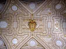 St Peters Ceiling Stock Photography