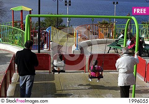 Free Swing Royalty Free Stock Photo - 1996055