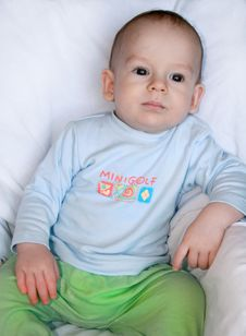 Free Baby Royalty Free Stock Photography - 1990507