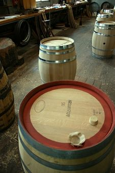 Free A Good Drop Comes From A Good Barrel. Royalty Free Stock Photos - 1990648