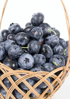 Free Blueberries Royalty Free Stock Images - 1990859