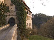 Free Castle And Bridge Stock Photo - 1991530