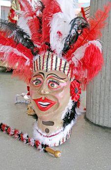 Free Carnival Mask 9 Royalty Free Stock Photo - 1992425