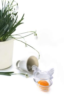 Free Easter Still Life Royalty Free Stock Images - 1992979