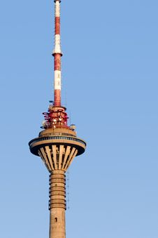 Free TV Tower Royalty Free Stock Images - 1994189