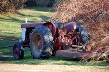 Free Tractor Stock Image - 1995361