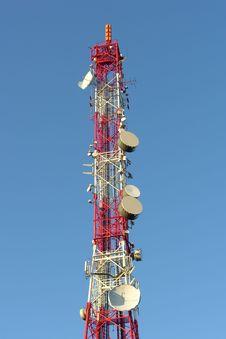 Free Transmitter Mast Royalty Free Stock Images - 1995679