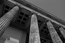 Free The Classical Greek Temple Stock Photos - 1995713
