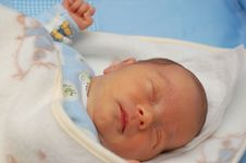 Free Baby 9 Stock Photography - 1996202