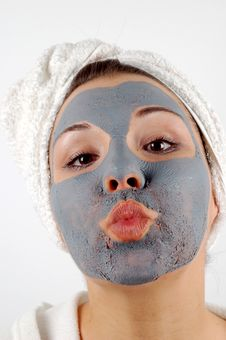 Free Beauty Mask 19 Royalty Free Stock Images - 1996239