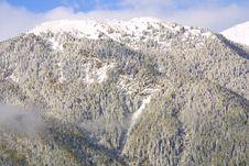 Free Mountains - Wintertime Stock Photo - 1996970