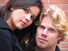 Free Loving Couple Royalty Free Stock Photography - 1997517